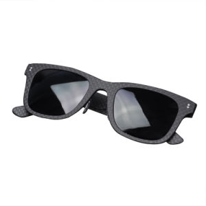 Popular Best Design Competitive Price Luxury Carbon Fiber Sunglasses with Logo pictures & photos
