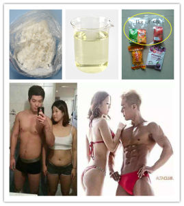 Building Steroid Powder Chemical Raw Material Hormone Methenolone Acetate pictures & photos