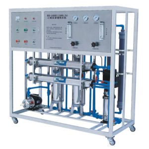 300L/H Reverse Osmosis System Water Purification Machine