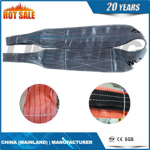 Polyester Flat Woven Webbing Sling, Glass Lifting Sling pictures & photos