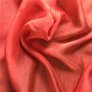 2018 8mm 100% Natural Silk Chiffon Fabric pictures & photos