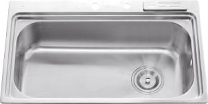 L5316 S. S Stretching Single Bowl Sink pictures & photos