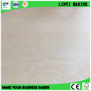 UV White Birch Plywood Carb2 Certificate 18mm pictures & photos