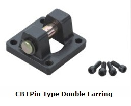 CB Double Ear of Sc Pneumatic Cylinder Accessory pictures & photos