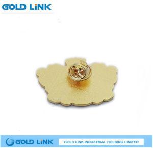 Custom Metal Badge Enamel Lapel Pin School Emblem Crafts pictures & photos