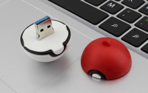 2017 The Most Popular Game Pokemon Go Ball USB Flash Drive pictures & photos