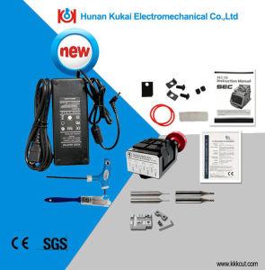 Spanish Language Sec-E9 Fully Automatic Computerized Key Cutting Machine, China Best Locksmith Equipment pictures & photos