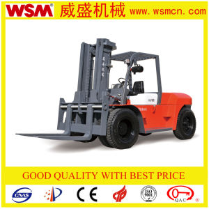 10 Tons Forklift for Factory Using pictures & photos