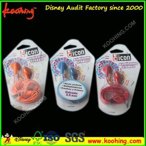OEM ODM Packaging for Headset / Headphone / Earphones pictures & photos
