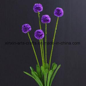 Cheap Ball Chrysanthemum Artificial Flowers Fake Flowers