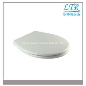 Slow Down Sanitary Duroplast Material Toilet Seat pictures & photos