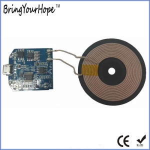 Electronic Part of Qi Wireless Charger in Round Coil (XH-PB-143) pictures & photos
