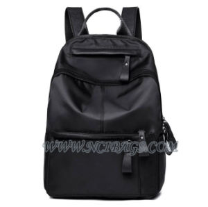 2017 Popular Young Design Waterproof Nylon Backpack Leisure School Bag for Girls pictures & photos