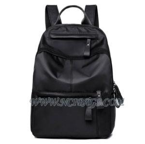 2017 Popular Young Design Waterproof Nylon Backpack Leisure School Bag for Girls