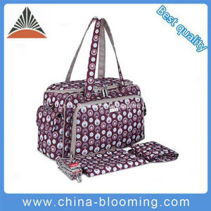 Fashion New Arrival Elegant Changing Nappy Baby Diaper Bag pictures & photos