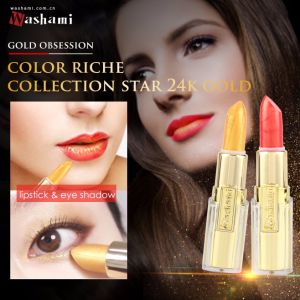 Washami Moisture Lipstick Customize Private Label Cosmetic Lipstick pictures & photos