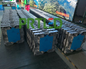 High Brightness P4 Full Color LED Screen for Outdoor Rental (die-casting 512*512mm) pictures & photos