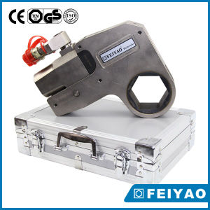 High Speed Low Profile Steel Heavy Duty Wheel Nut Hydraulic Torque Wrench Fy-W pictures & photos
