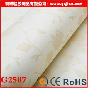 PVC Self-Adhesive Stickers Embossed Wallpaper Decoration Materials pictures & photos