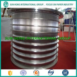 Paper Making Pressure Screen Basket for Pressure Screen pictures & photos