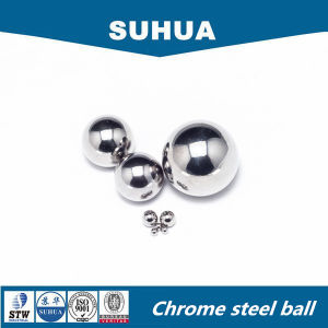 100cr6 44.45mm 1 3/4′′ Chrome Steel Ball for Bearing pictures & photos