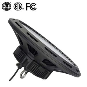 100W 150W 200W Industrial UFO LED Highbay Light ETL, Dlc4.1 FCC Listed pictures & photos