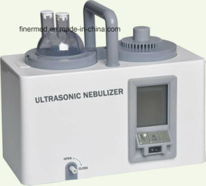 LCD Display Digital Ultrasonic Nebulizer pictures & photos