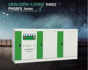Full Automatic Three Phase Compensation Voltage Regulator SBW-F-1000kVA