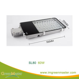 High Quality 12W 24W 30W 36W 40W 60W 80W 100W LED Street Light pictures & photos