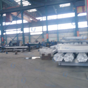 6061 6063 T6 Aluminum Alloy Bar Price pictures & photos