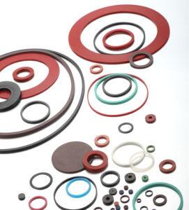 FKM Gasket, Rubber Gasket, Flat Washer pictures & photos