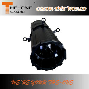 300W 15~38 Degree COB LED Studio Profile Light with Zoom pictures & photos