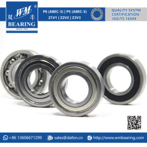 6208 Zz 2RS High Speed Spindle Radial Ball Bearing pictures & photos