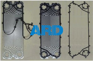 Top Rank Stainless Steel 316L A30 Plate Heat Exchanger Plate Carbon Steel Frame pictures & photos