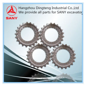The Sany Excavator Parts Sprocket for Sany Hydraulic Excavator pictures & photos