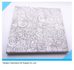25X25cm Tintage Canvas for Painting and Drawing pictures & photos