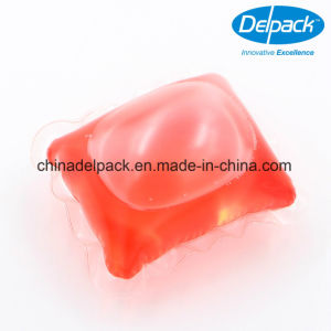 OEM&ODM Red Laundry Detergent Liquid Pod, Laundry Liquid Detergent Pod, Washing Liquid Detergent pictures & photos