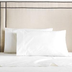 Luxury Premium 800tc White Satin Oxford Pillowcase pictures & photos