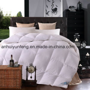 2-4cm Feather Quilt Cheap Feather Mattress Topper pictures & photos