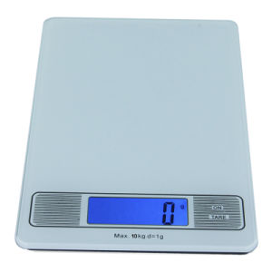 Household Digital Kitchen Scale 10kg Large LCD pictures & photos