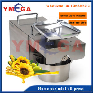Top Quality Food Grade Home Use Sunflower Oil Press for Sale pictures & photos