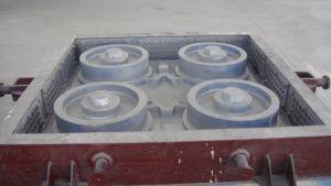 Vacuum Process Foundry Metal Casting Machine pictures & photos