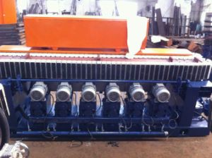 Manual 6 Engines Glass Straight Line Round / Pencil Grinding Machine pictures & photos