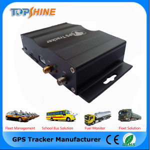 Monitoring Driver Behavior Vehicle GPS Tracker with Free Tracking Platform pictures & photos