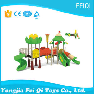 New Plastic Children Outdoor Playground Kids Toy Forest Tree House Series pictures & photos