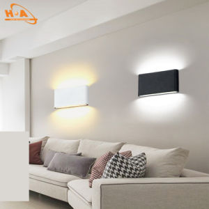 Decorative Aluminum IP65 LED Wall Lamp with Ce RoHS pictures & photos