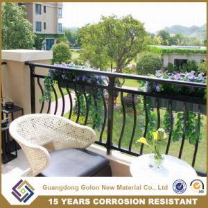 Retro Style Aluminum Apartment Balcony Railing pictures & photos