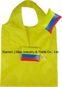 Foldable Flag Shopping Bag, Flag, Reusable, Lightweight, Promotion, Sports Events, Accessories & Decoration, Grocery Bags and Handy pictures & photos