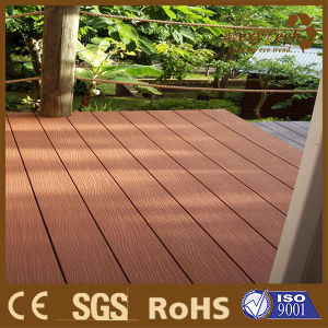 Balcony Patio Swimming Pool Wood Plastic Composite WPC Decking pictures & photos