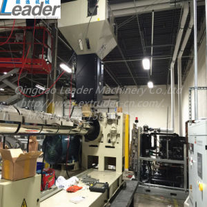 PP/PE Chemical /Physical Microfoam Board Extrusion Machine pictures & photos